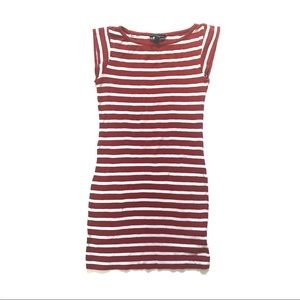 FRENCH CONNECTION Cap Sleeve T-Shirt Dress